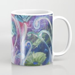 Poppies in the cool of the evening Coffee Mug