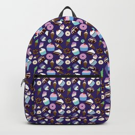 Sweets & Treats - Colored Backpack