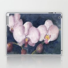 Orchids In the Evening Laptop & iPad Skin