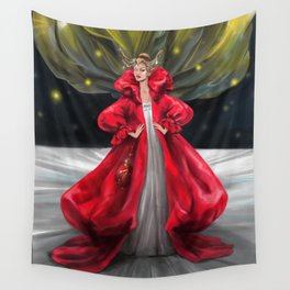 Faerie Queen Wall Tapestry