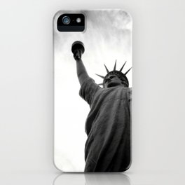 HolgingNewYork iPhone Case
