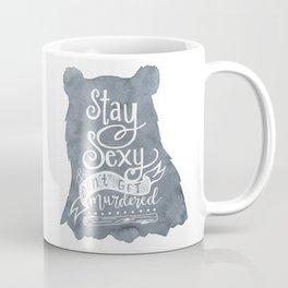 SSDGM Bear Coffee Mug