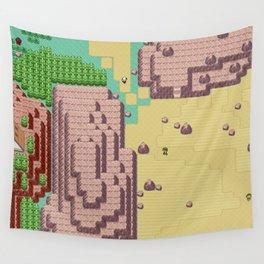 Dreams of Route 111 - Hoenn Wall Tapestry