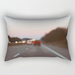 Road Trip Rectangular Pillow