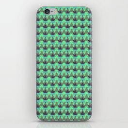 never give you up iPhone Skin
