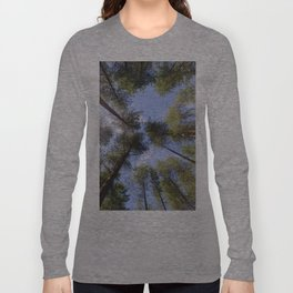 Corsican Pine Canopy Long Sleeve T-shirt