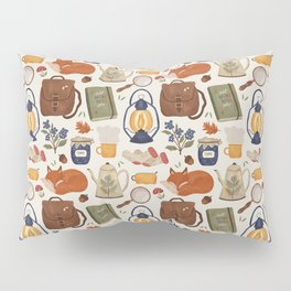 Woodland Wanderings Pillow Sham