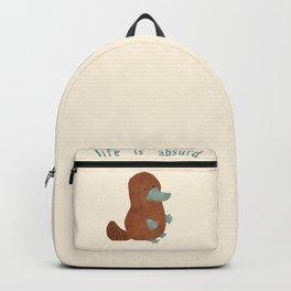 Platypi Don't Lie Backpack