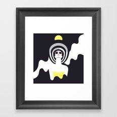Moonrise III Framed Art Print