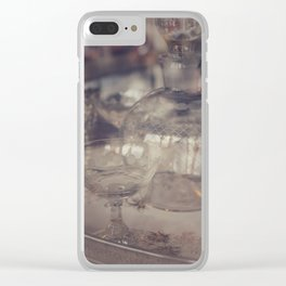 Fragile Views Clear iPhone Case