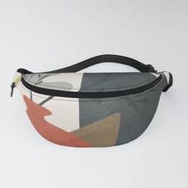 Abstract Elements 12 Fanny Pack