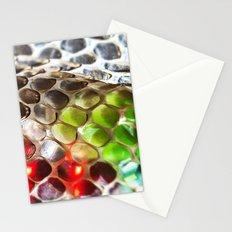 Snakeskin & Beads Stationery Cards