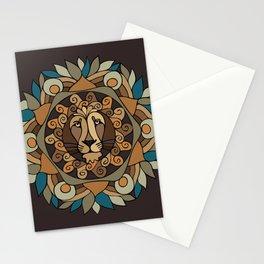 MandaLion Stationery Cards