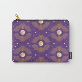 Itty Bitty Bats - Twilight Carry-All Pouch