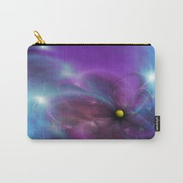 Gravitational Distort Space Abstract Art Carry-All Pouch