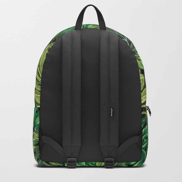 tropical haven 2 Backpack