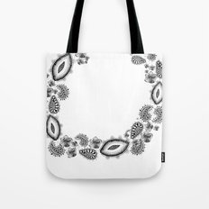 Inner circle Tote Bag