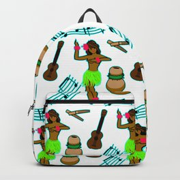 Hawaii Pattern #2 Backpack
