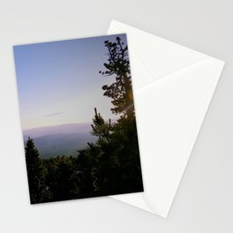 Cascade Mountain View Stationery Cards