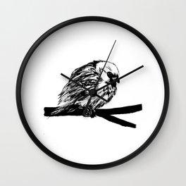 Bird Lover 2 Wall Clock