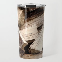 Firewood Travel Mug