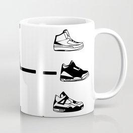 Time to AJ Coffee Mug