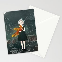 Firebird Stationery Cards