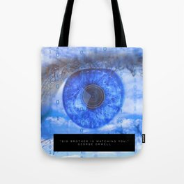 George Orwell Quote Tote Bag