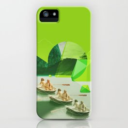 Row Your Boat iPhone Case