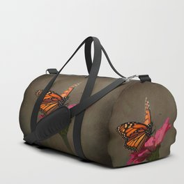Prefect Landing - Monarch Butterfly Duffle Bag