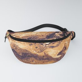 Liquid Gold Fanny Pack
