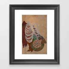 Wings For Adam Framed Art Print