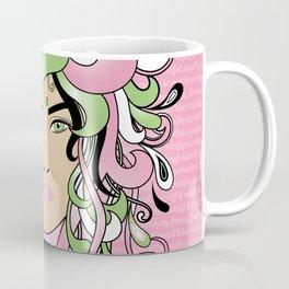 I AM AN AKA WOMAN Coffee Mug