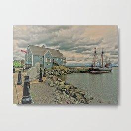 Pictou Waterfront Metal Print