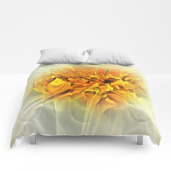 Fractal Beauty Comforters