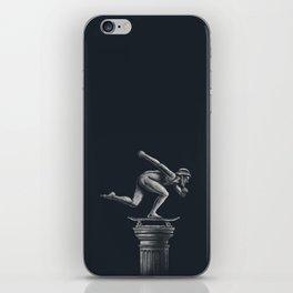 The Skater iPhone Skin