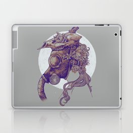 Gas Mask Laptop & iPad Skin