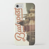 budapest iPhone & iPod Cases featuring Budapest by Amigo Vic