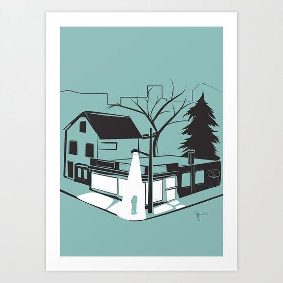 Raw Sugar Art Print