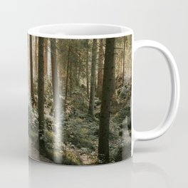 Lost in the Forest - Landscape Photography Coffee Mug