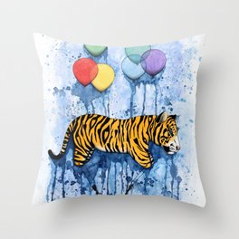 Soar Motion Throw Pillow