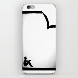 In the Fold iPhone Skin