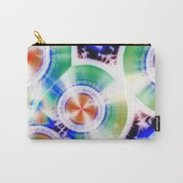 Happy Vitamin C Crystals in Sunlight Carry-All Pouch