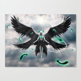 Tormenta De Murcielago Canvas Print