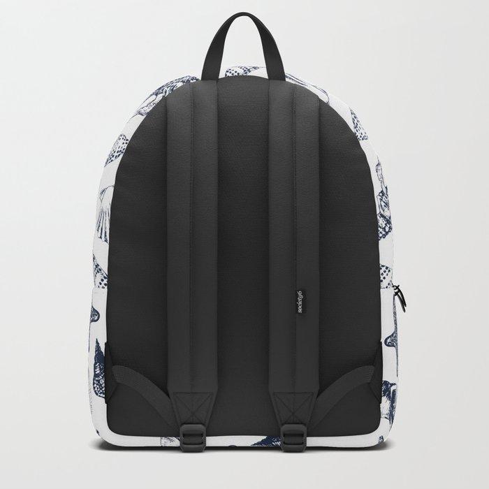 Underwater creatures Backpack