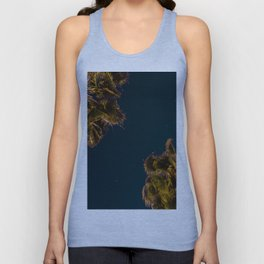 TROPICAL PALM Unisex Tank Top