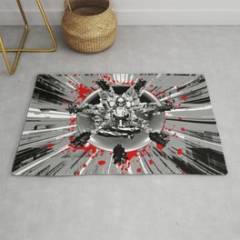 Dead Space Rug
