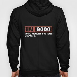 Hal 9000 Science Fiction Movie  Monolith  Sci Fi Astronaut Science T-Shirts Hoody