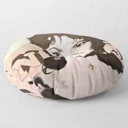 Reaction Floor Pillow