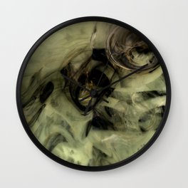 Quantum Tunnelling Wall Clock
